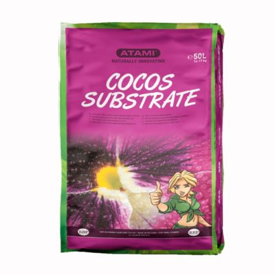 B'CUZZ COCO SUBSTRATE 50 LITROS