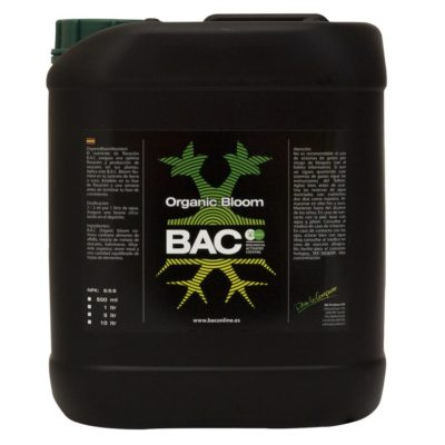 BAC ORGANIC GROW & BLOOM