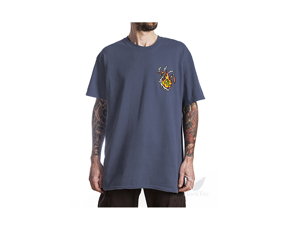 Camiseta do-g azul ripper seeds