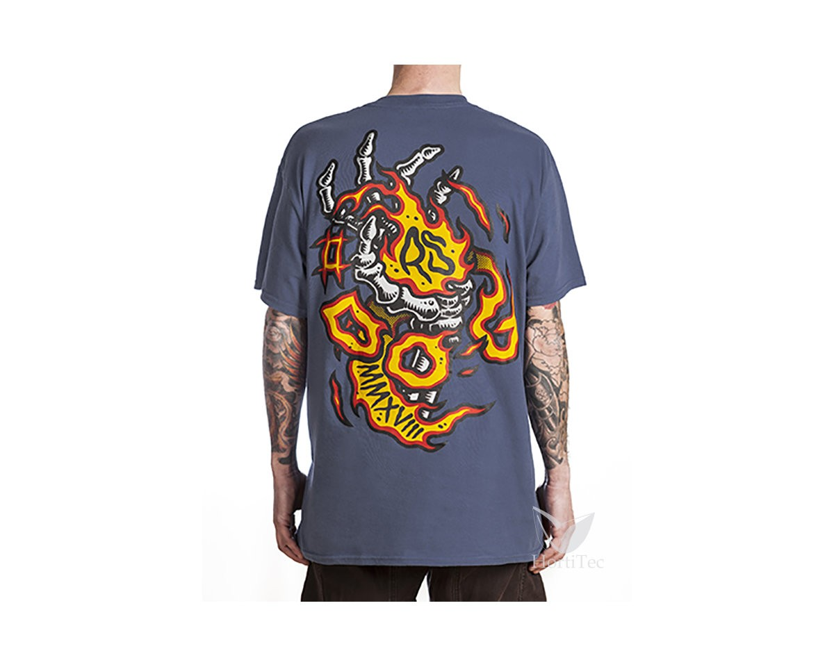 Camiseta do-g azul ripper seeds 1