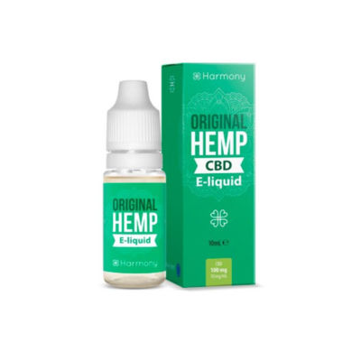 E-liquid hemp (30 mg cbd) 10 ml harmony