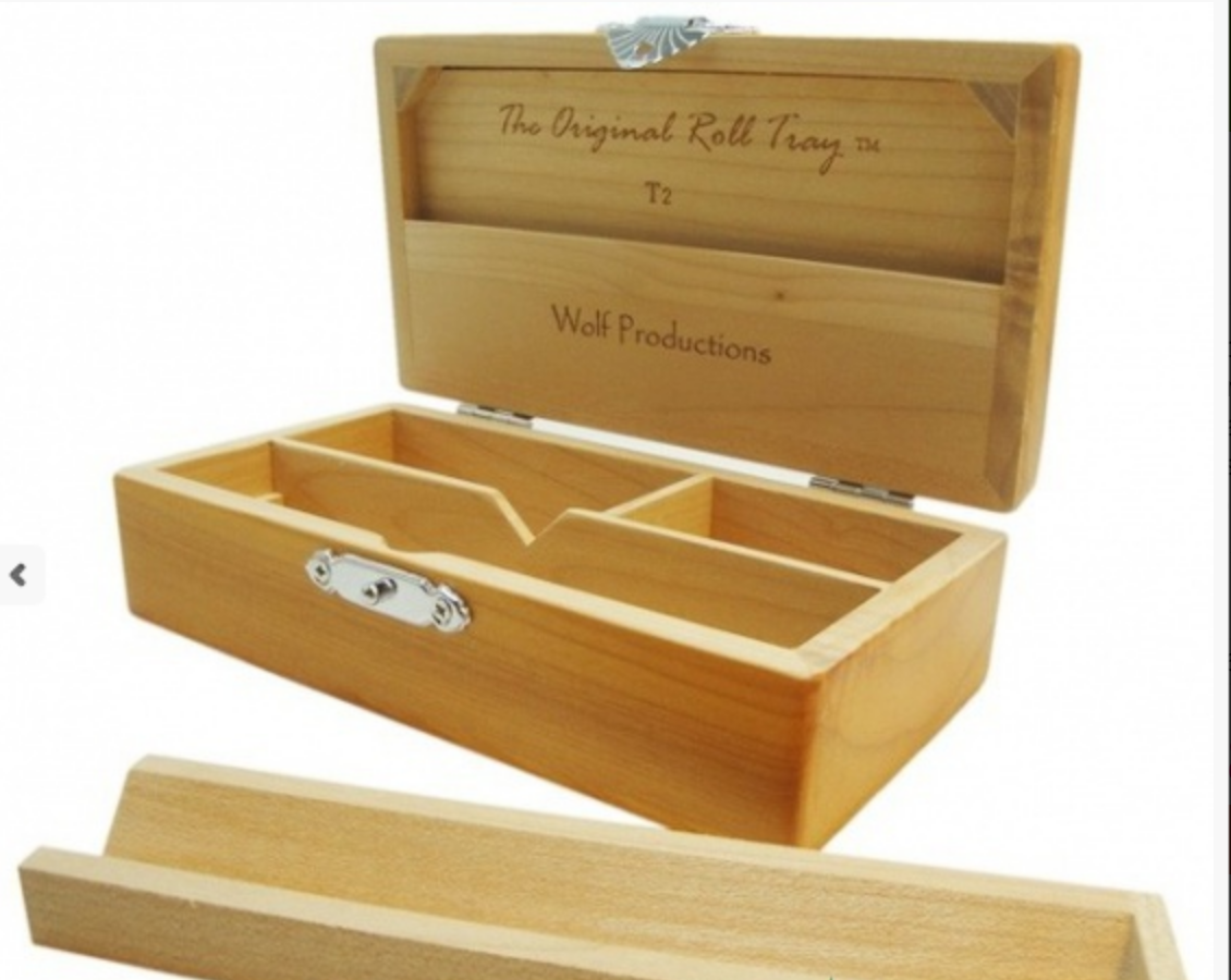CAJA PARA LIAR ORIGINAL ROLL TRAY 2